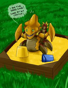 Sand King's Sand Box