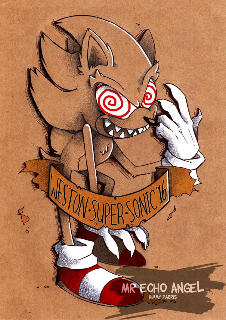 Weston Super Sonic 2016 by MrEchoAngel