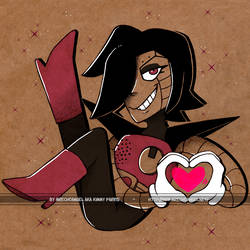 Mettaton Hearts U