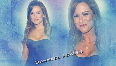 Danneel Navy Blue Dress by RoseAcklesWinchester