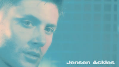 Jensen Ackles Cage Shoot by RoseAcklesWinchester