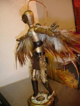 Steampunk Kachina Doll 3