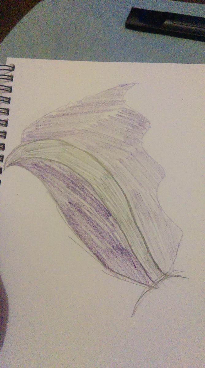 Some Random Sketch by Ki-Akushu-Bakudan