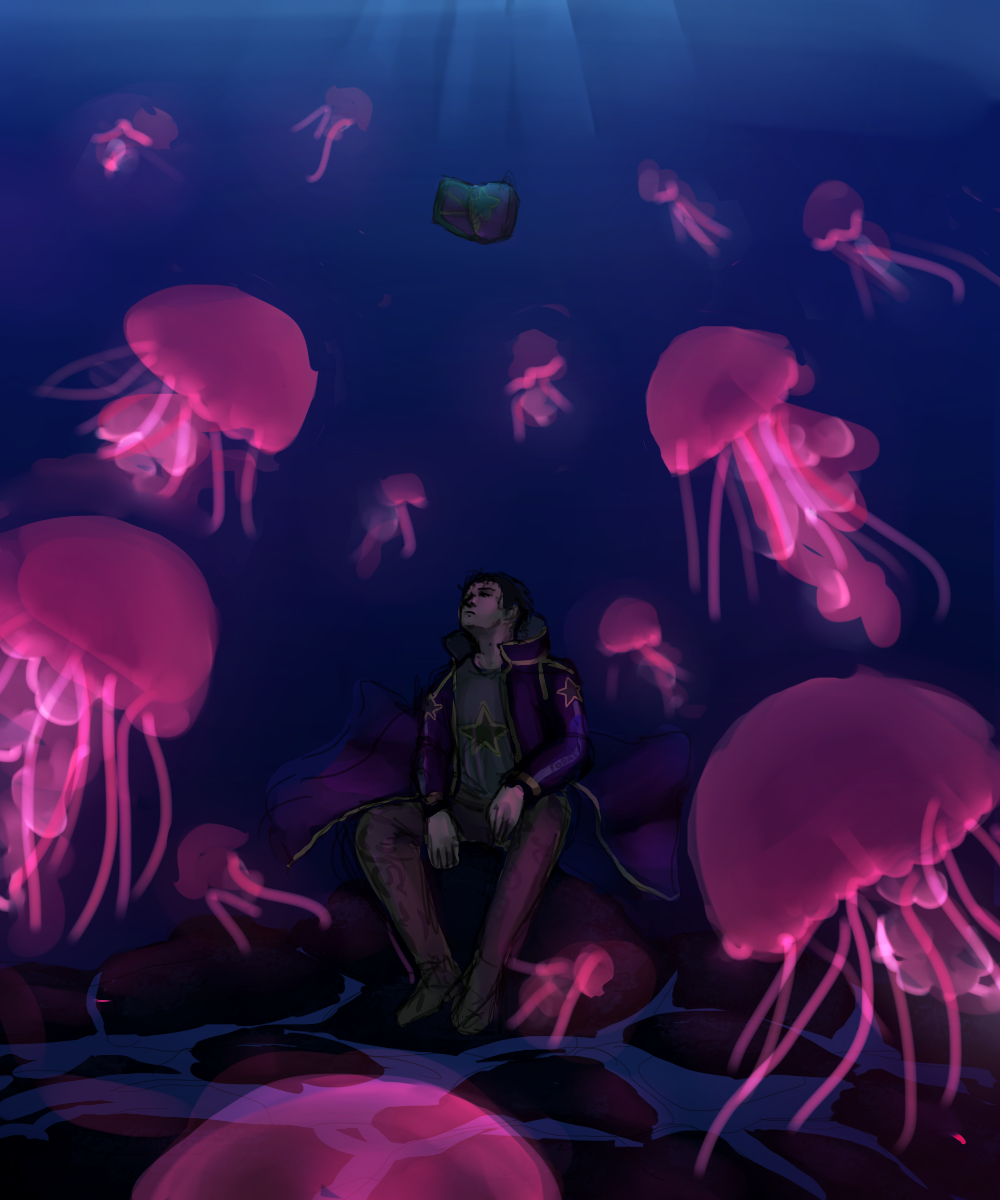 jellyfish by PaoVuante