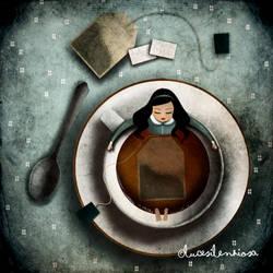 Teatime by LucesilenziosaART