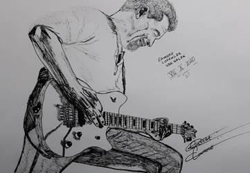 Eddie Van Halen by XC96