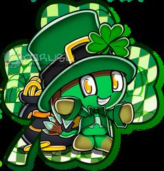 St. Patrick's Day - The Leprechaun by Forusu