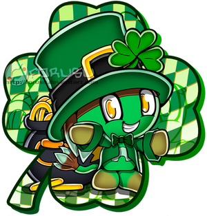 St. Patrick's Day - The Leprechaun