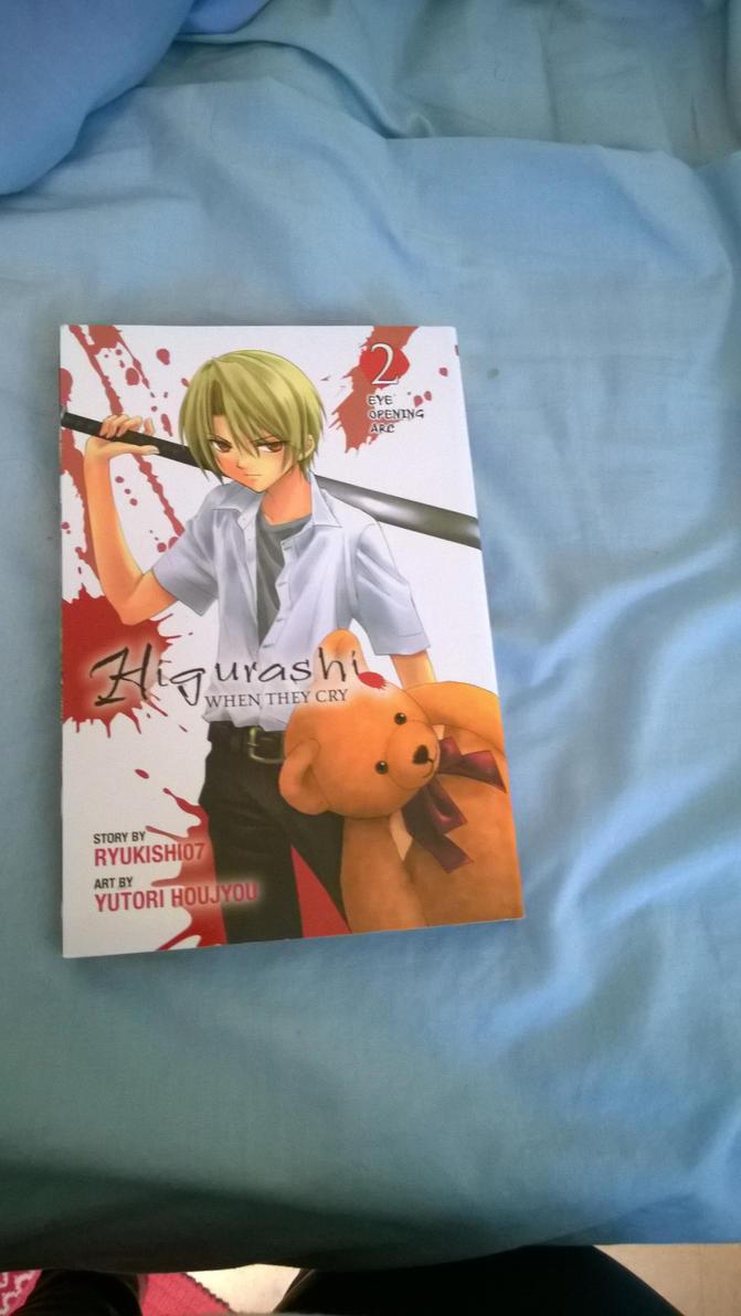 ZMD-Higurashi Manga by maromichan