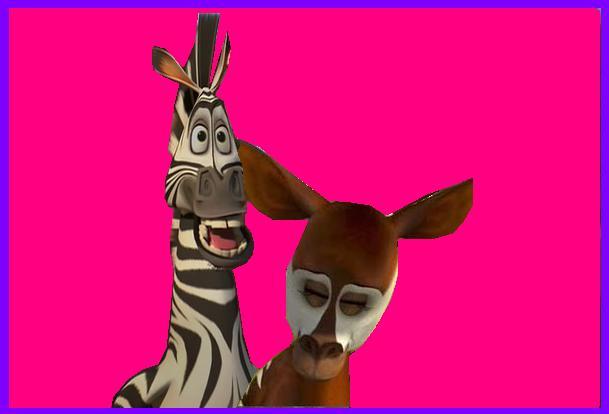 Okapi Madly Madagascar Marty Related Keywords & Suggestions - Okapi