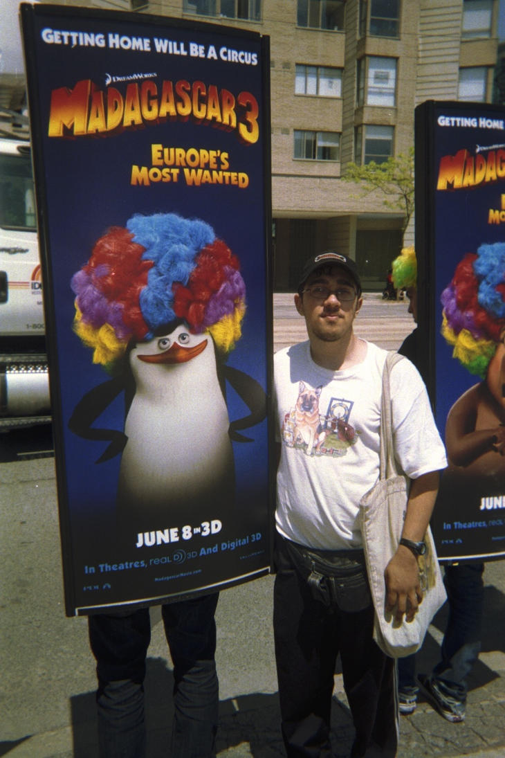 madagascar 3 poster - photo #22