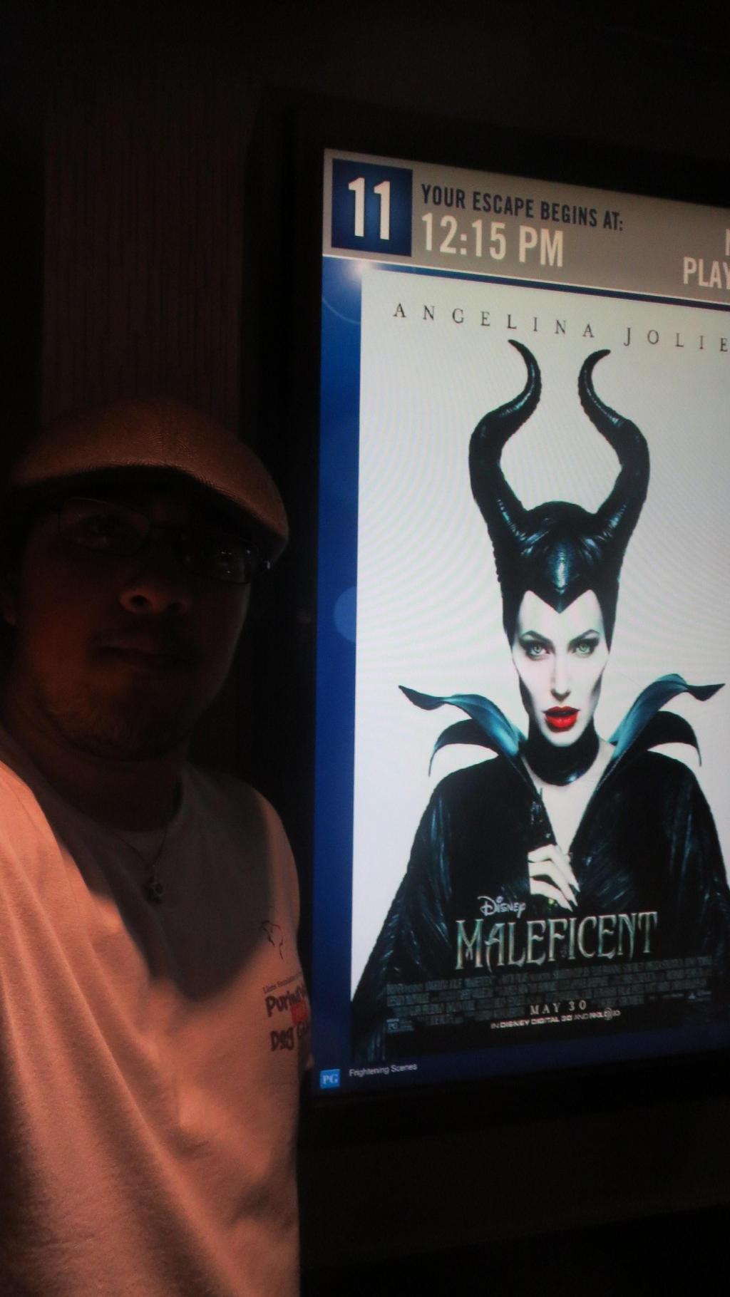 maleficent movie poster by codetski101 on deviantart