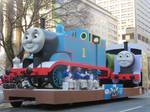 Thomas the Tank Engine Float by Codetski101