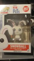 The Secret Life of Pets Snowball Vinyl Figure by Codetski101