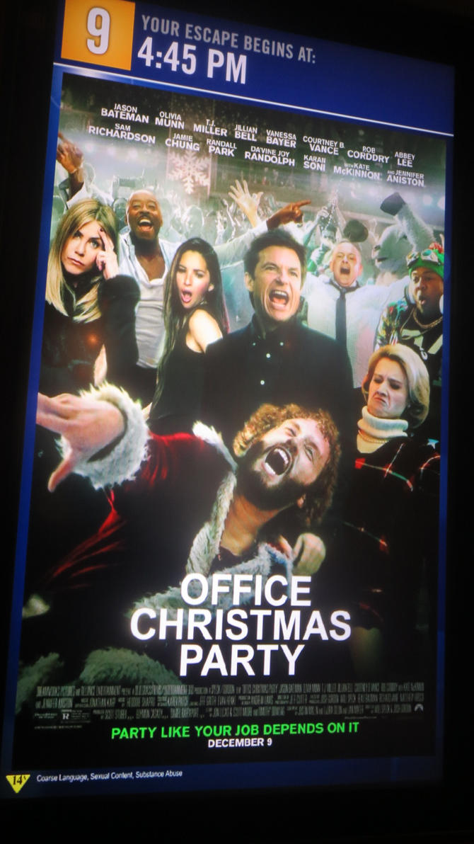 Office Christmas Party by Codetski101 on DeviantArt