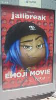 Jailbreak Emoji Poster
