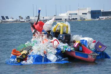 Trash Island by Codetski101