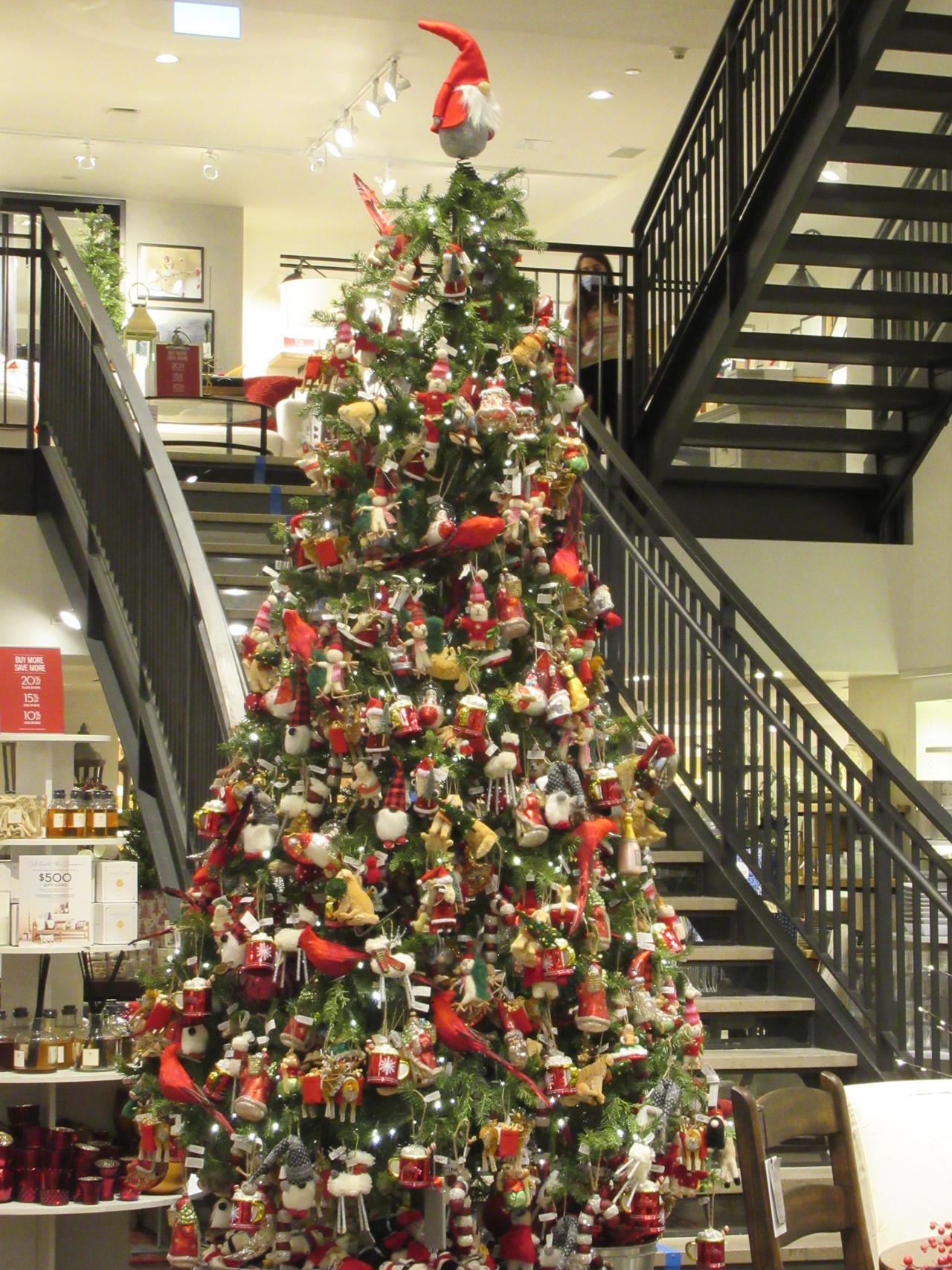 Pottery Barn Christmas Tree By Codetski101 On Deviantart