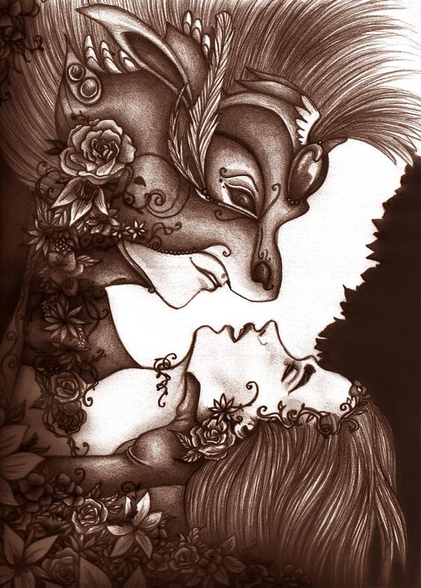 Midsummer Night by dreamingSarah