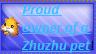 Zhuzhu stamp by Fawfiekunfan
