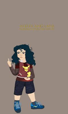 Nikita and Lana