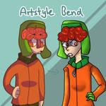 artstyle bend