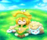 Harvest Moon - Sleepy Sheepy