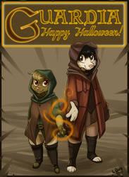 Happy Halloween! by lemondragon19