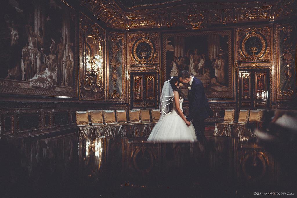 Wedding by SnezhanaMorozova