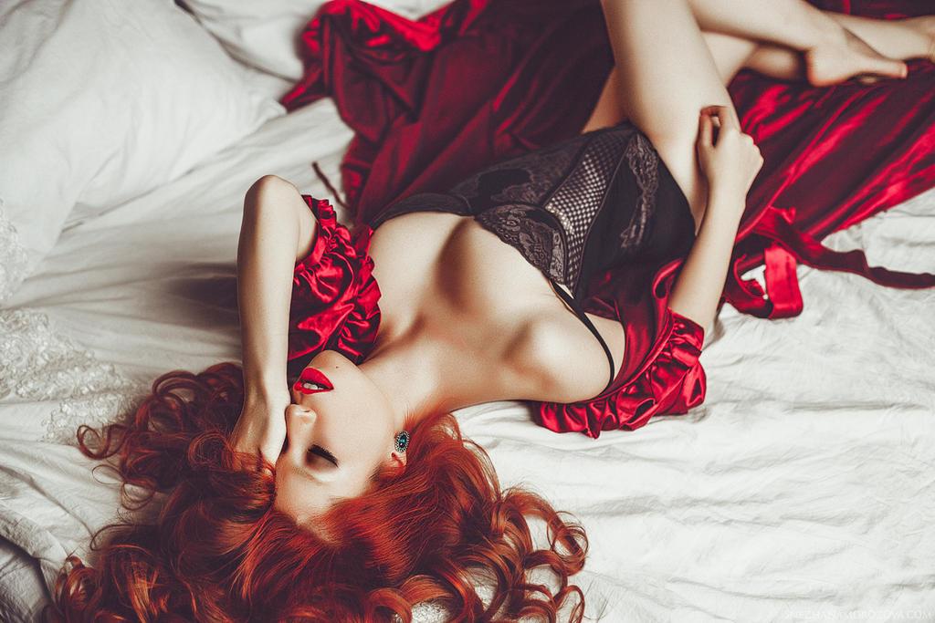 Caroline by SnezhanaMorozova