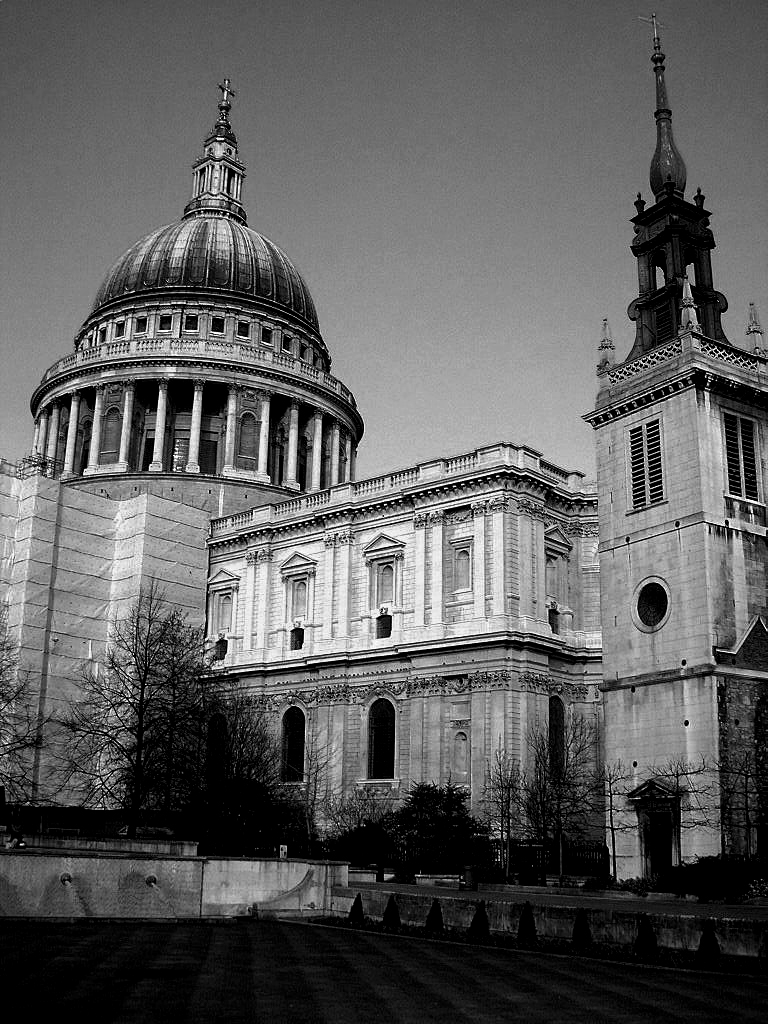 St Paul's Cathedral by mhmh on DeviantArt