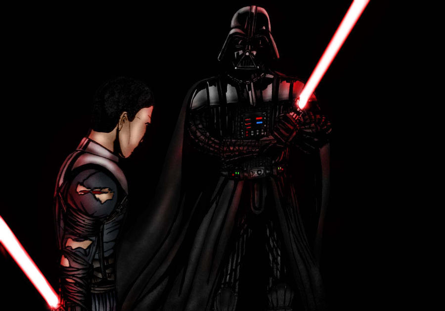 The Force Unleashed (color) by AraxussYexyr