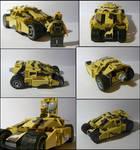 Improved Lego Bane's Tumbler