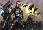 Mandalorian forces