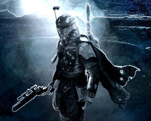 Mandalorian Bounty Hunter