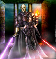 Darth Bane: The Rule of Two by AraxussYexyr