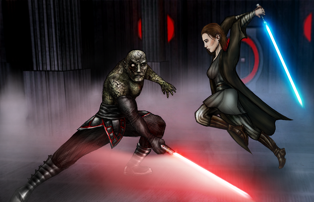 meetra dating Meetra surik, also known as the jedi exile after the mandalorian wars, was a human female jedi master as a padawan, she chose to disobey the orders of the jedi high council and aid the galactic republic in its war against the.