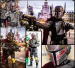 Mandalorian Leader armor by Araxuss Yexyr