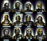 Mandalorian Helmets 2.0