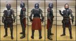 Tor Vizsla costume (realistic redesign)