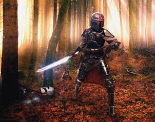 Tor Vizsla - Realistic armor by AraxussYexyr