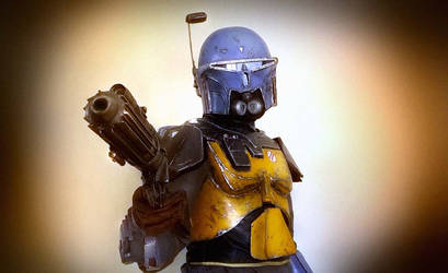 Mcquarrie armor in HS colors