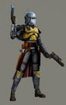 Bounty Hunter Outcast in TCW v2