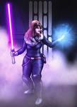 Mara Jade Skywalker in New Jedi Order