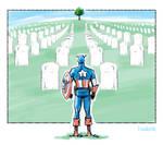 Captain America: For the Fallen -Memorial Day 2012