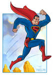 The Fleischer Studios SUPERMAN