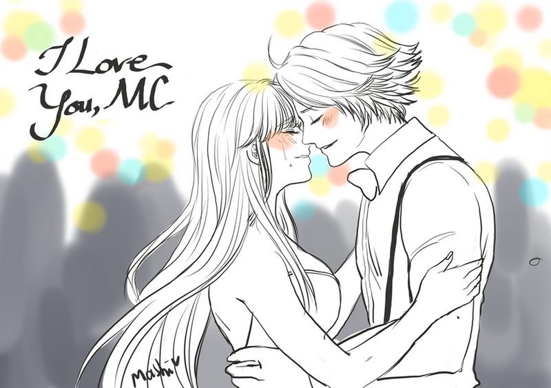 Yoosung - First Dance with You by mashi-tsushiro
