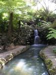 Stock284 -- Waterfall + Stream