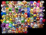 Super Mario - Smash Infinite