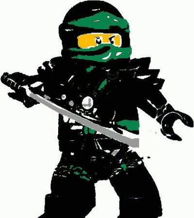 Lego Ninjago drawing Lloyd by legoninjago68009 on DeviantArt
